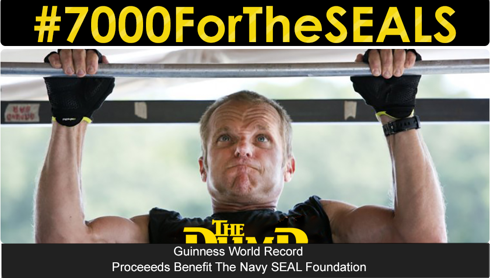 Fundraiser by Nathan Strelitz : 7000 For The SEALS