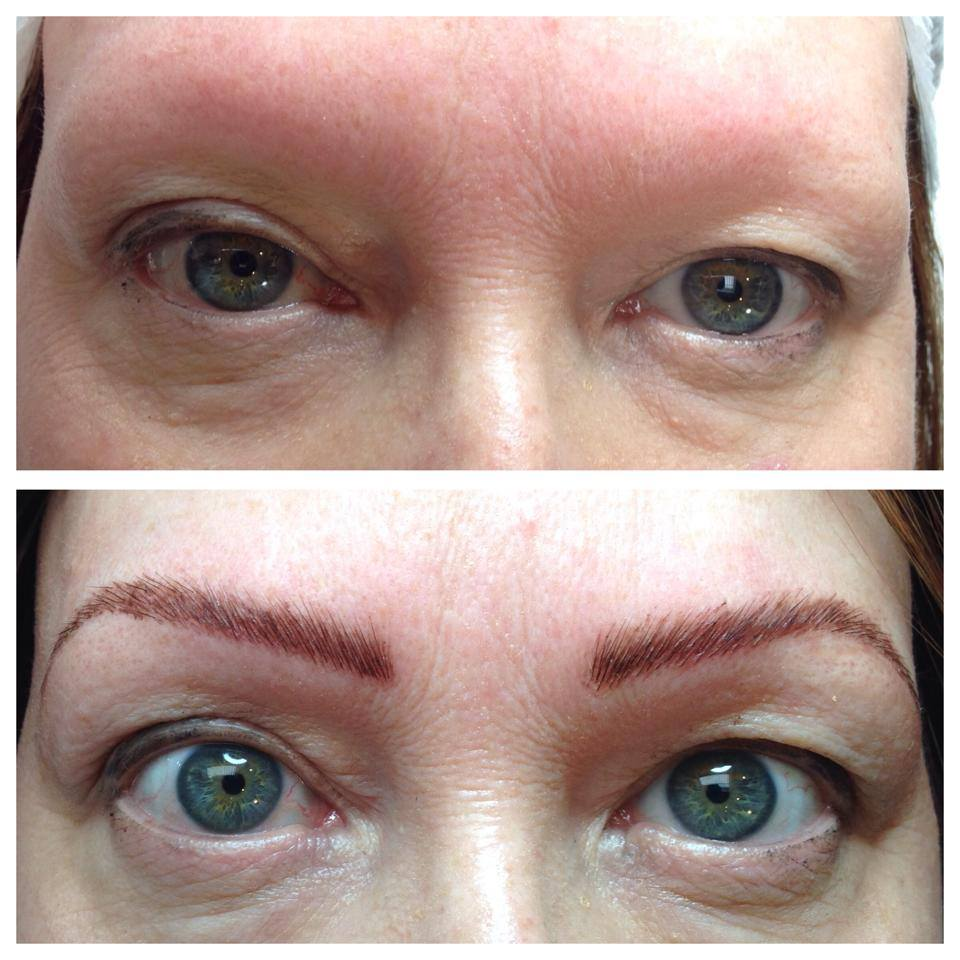 Fundraiser by Valerie Lewis : 3D Sleek EyeBrow Training