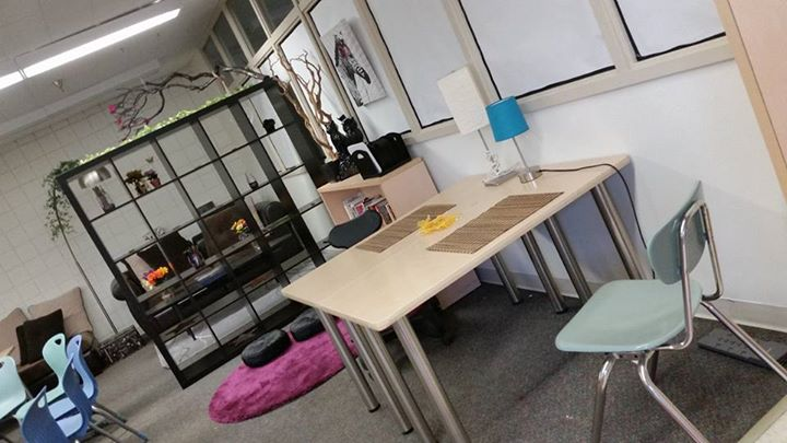 Classroom Redesign : Purposeful classroom redesign by arie haze gofundme