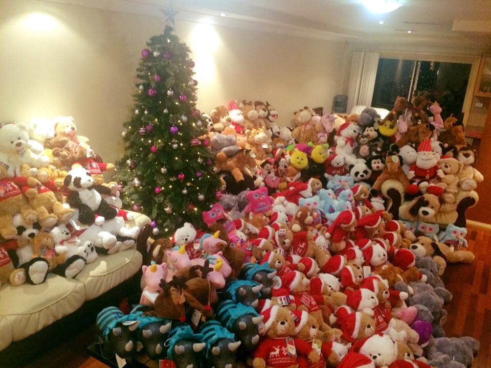 Fundraiser by Taleen Kaydot : Hospital Teddy Bear Donations