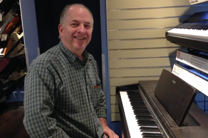 Fundraiser by Michael John Shaughnessy : New Piano for ...